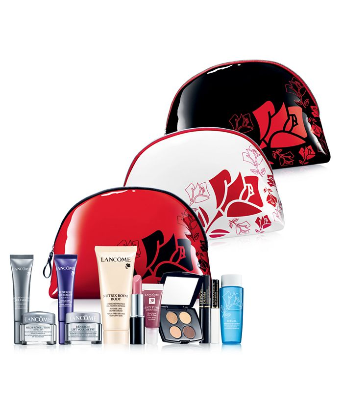 Lancôme - FREE Fall In Love Gift, Yours with any $32.50 Lancome Purchase!