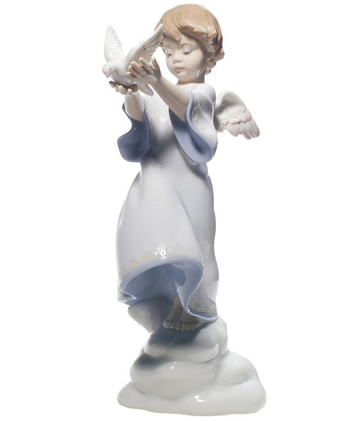 """Lladró - Collectible Figurine, """"Peace on Earth"""""""