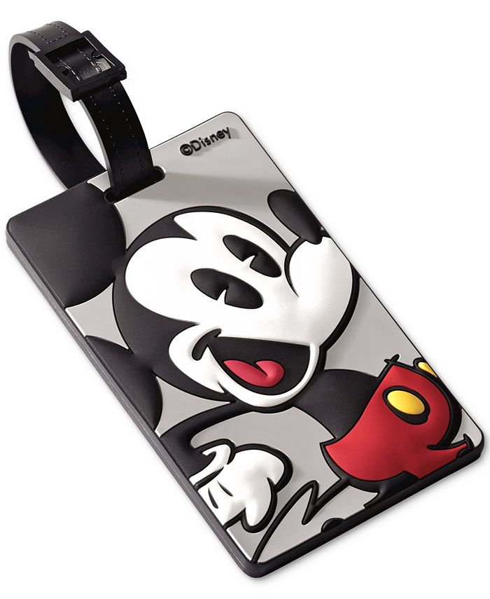 American Tourister - Mickey Mouse Luggage ID Tag