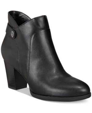 Giani Bernini Abalina Booties, Only at Macy's Women's Shoes