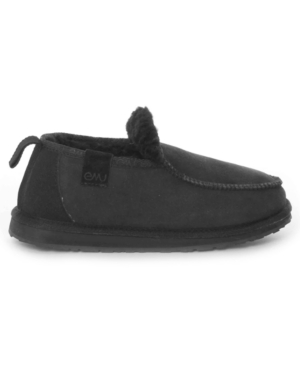 Emu Slippers, Bubba Australian Sheepskin Men's Shoes