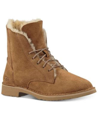 UGG® Women's Quincy Lace-Up Boots