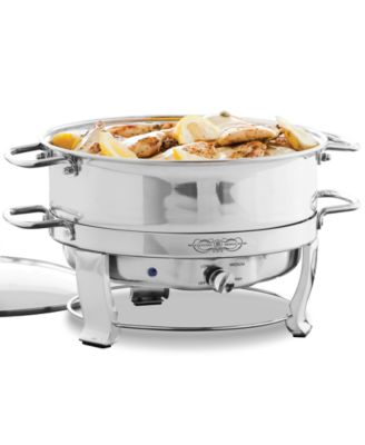Bella 13508 Electric Chafing Dish, 6.5 Qt.
