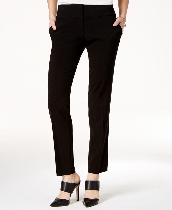 BCX - Juniors' Straight-Leg Trousers