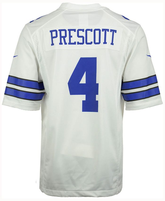 dak prescott cowboys jersey