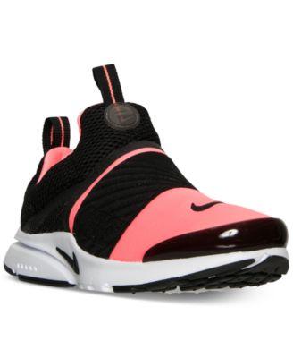 Nike Big Girls' Presto Extreme Running