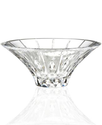 "Marquis by Waterford Crystal Bowl, 8"" Sheridan Flared"