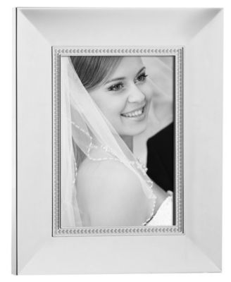 "Lenox Picture Frame, Jubilee Pearl 8"" x 10"""