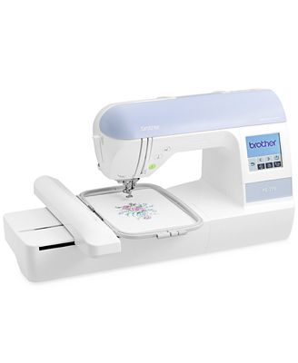 pe770 sewing machine embroidery with usb