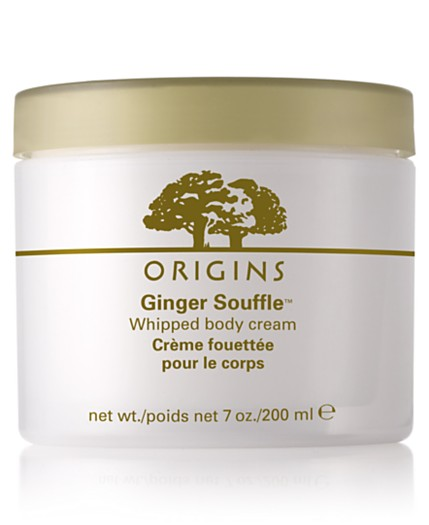 Origins - Ginger Souffle Whipped Body Cream from origins.com