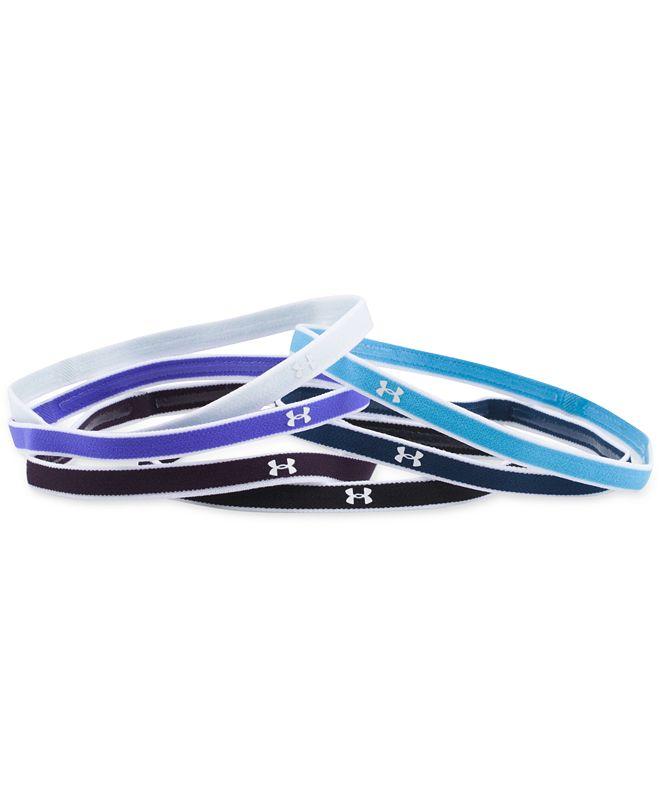 Under Armour 6-Pk. Mini Headbands