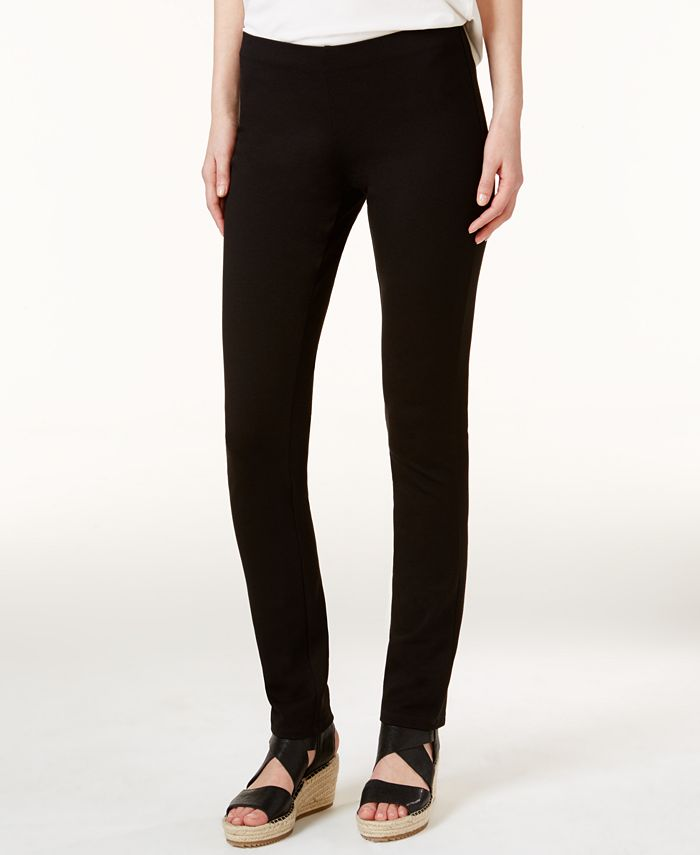 Eileen Fisher - Pull-On Skinny Pants