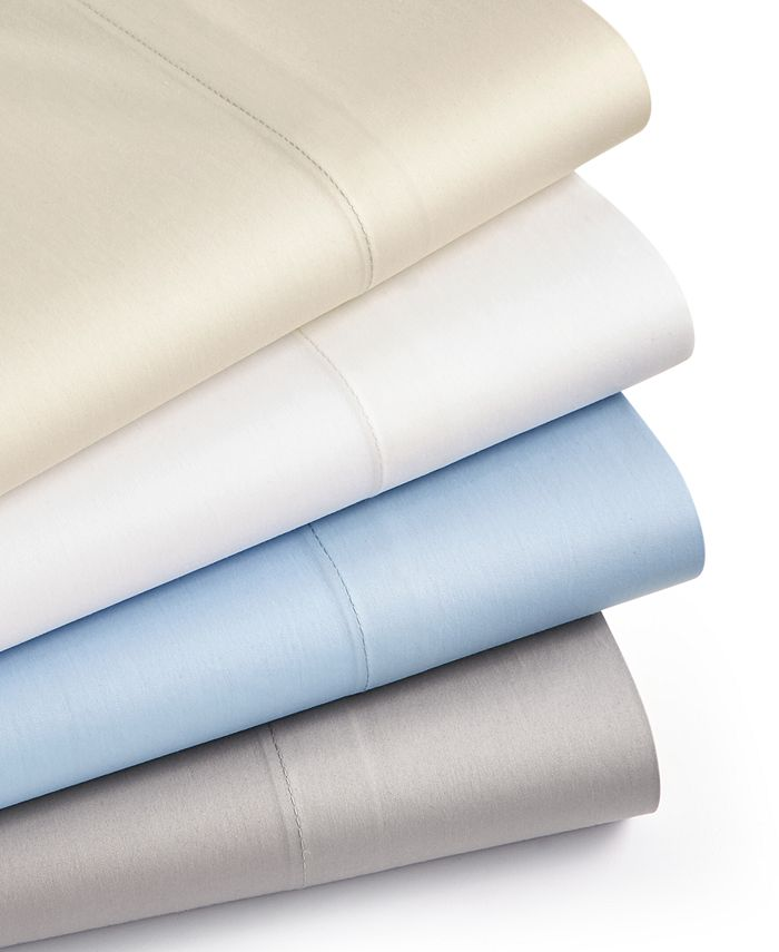 Martha Stewart Collection - Dream Science Allergy Cotton 350-Thread Count 4-Pc. California King Sheet Set
