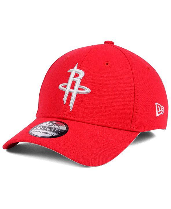 New Era Houston Rockets Team Classic 39THIRTY Cap