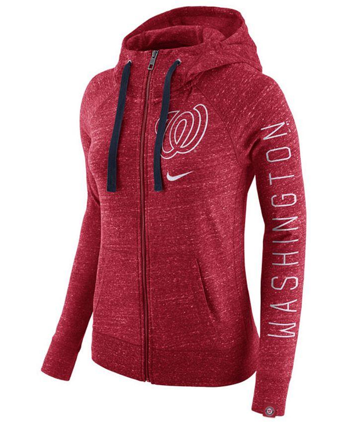 Nike - Gym Vintage Full-Zip Hooded Sweatshirt