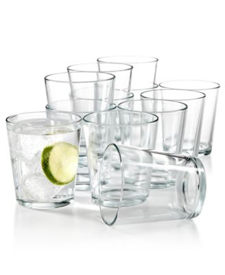 12-Pc. Small Tumblers Set, Created for Macy's