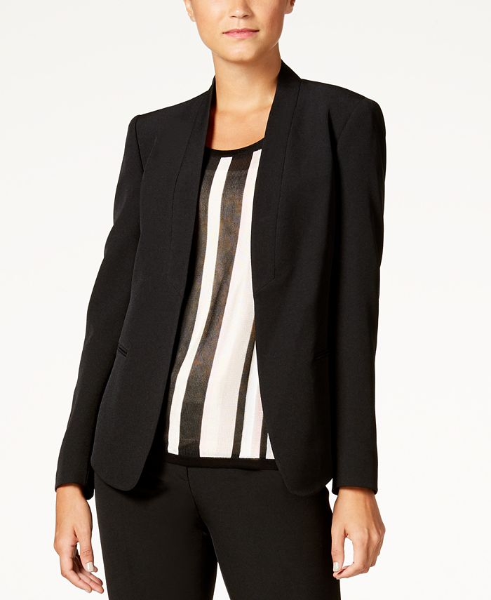 Anne Klein - Shawl-Collar Jacket