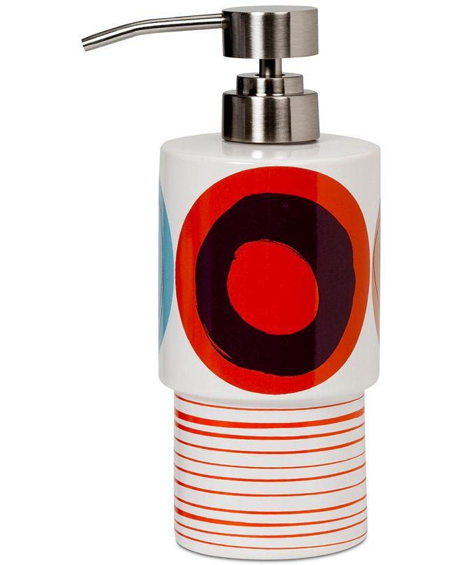 Creative Bath Dot Swirl Lotion Pump