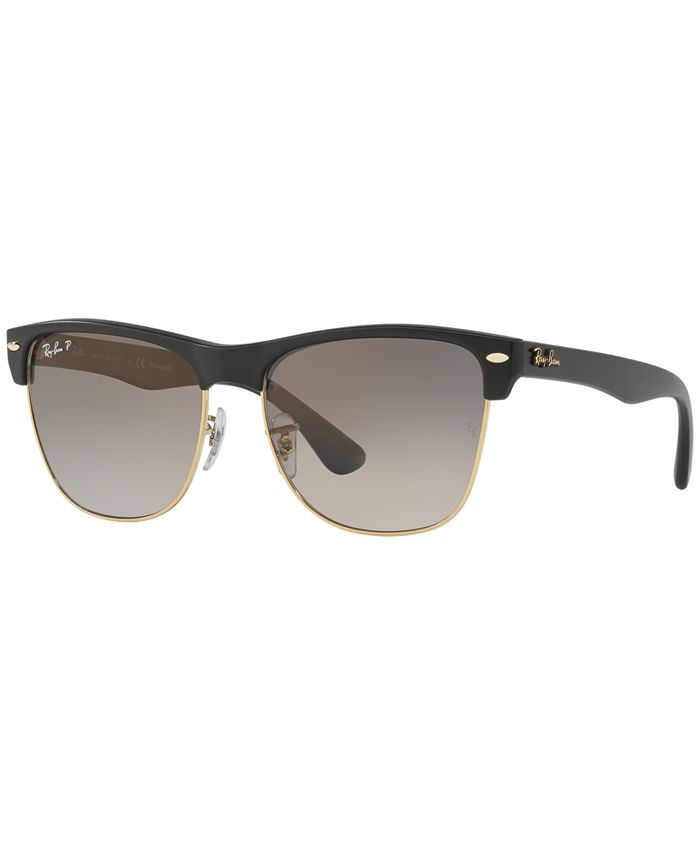 Ray-Ban - CLUBMASTER OVERSIZED Sunglasses, RB4175 57