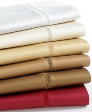 Lauren by Ralph Lauren Bedding, Pair of Regent 600 Thread Count Sateen Standard Pillowcases Bedding