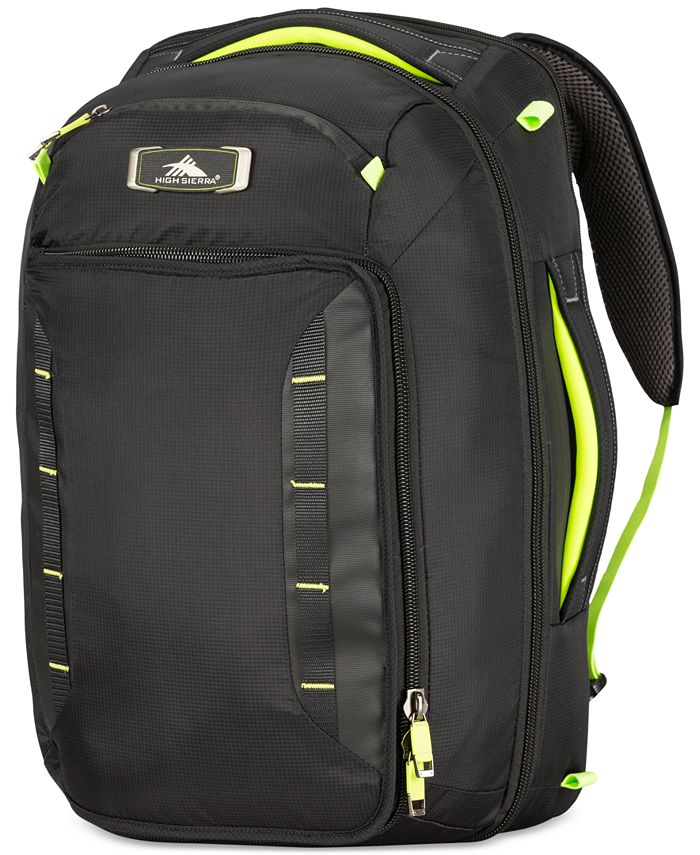 High Sierra - AT8 Convertible Carry-On Duffel