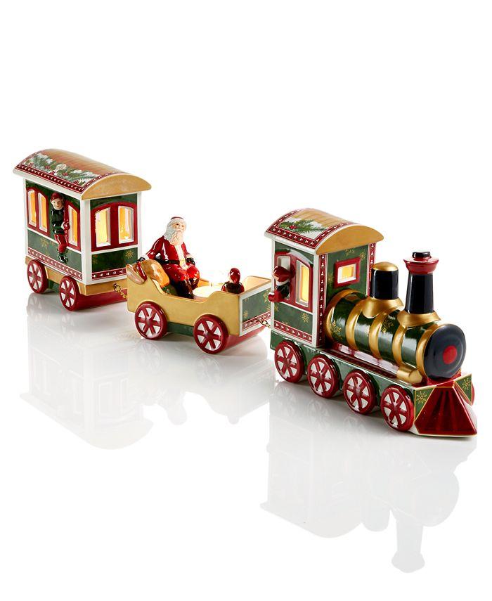 Villeroy & Boch - Christmas Toys Memory 3-Piece Train Set