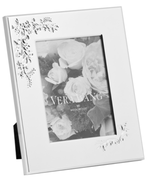 """Vera Wang Picture Frame, Vera Lace Bouquet 5"""" x 7"""""""