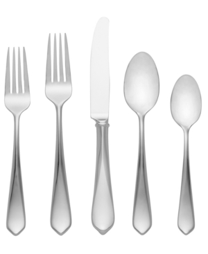 kate spade new york Flatware 18/10, Magnolia Drive 5 Piece Place Setting