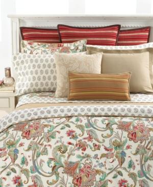 Lauren by Ralph Lauren Bedding, Antigua Floral King Duvet Cover Bedding