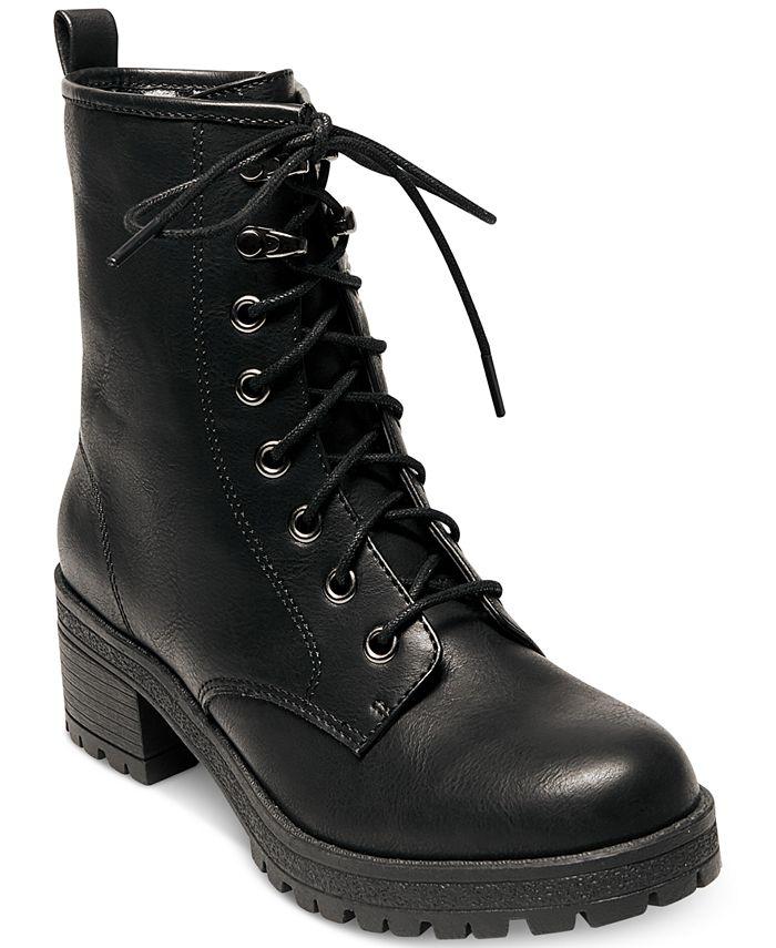 Madden Girl - Eloisee Combat Booties