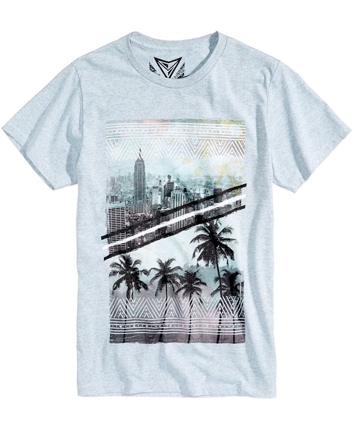 Univibe - Men's Graphic-Print T-Shirt