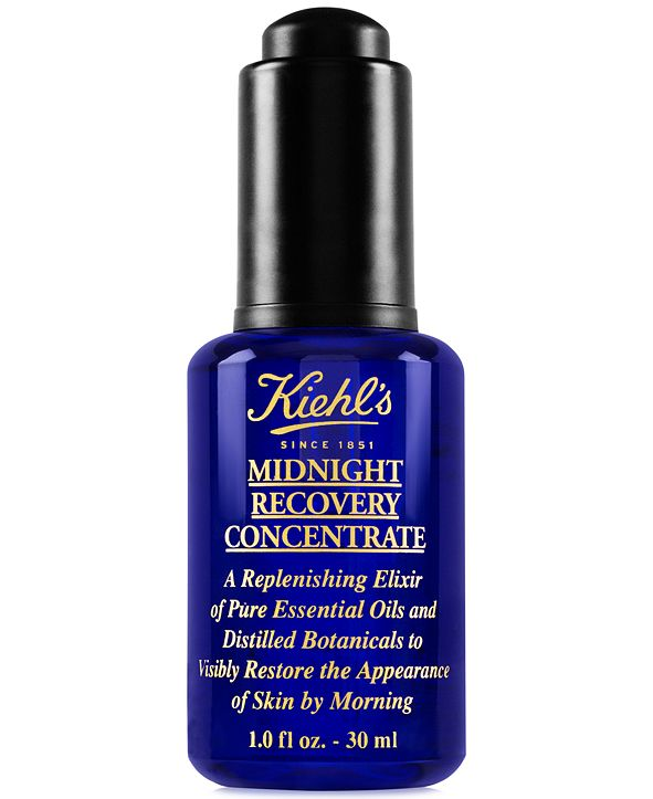 Kiehl's Since 1851 Midnight Recovery Concentrate, 1-oz.