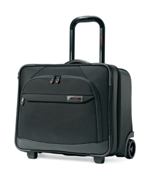 "Samsonite Rolling Briefcase, 17"" Pro 3 Laptop Friendly Vertical Mobile Office"