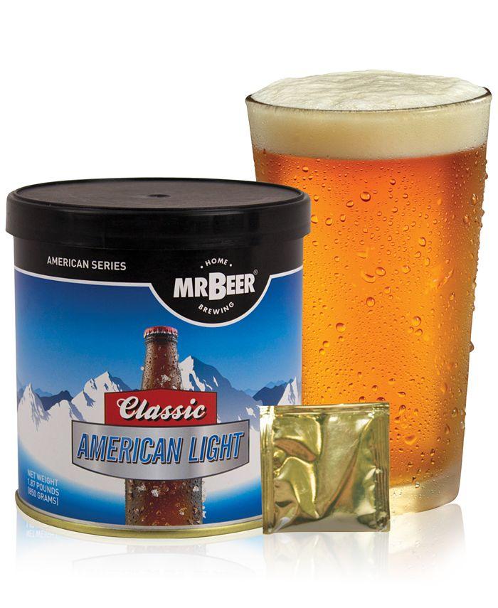 Mr. Beer - Classic American Light Refill Kit