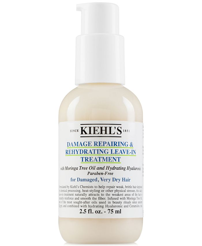 Kiehl's Since 1851 - Damage Repairing & Rehydrating Leave-In Treatment, 2.5-oz