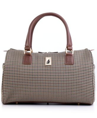 "London Fog Satchel, 16"" Chelsea Lites 360®"