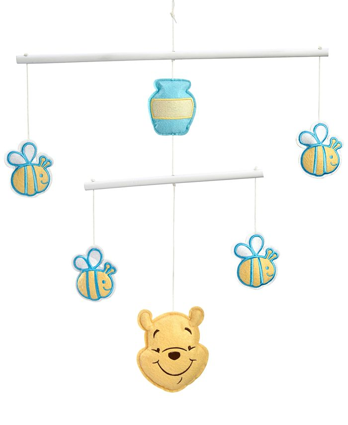 Disney - Winnie-The-Pooh My Friend Pooh Ceiling Mobile
