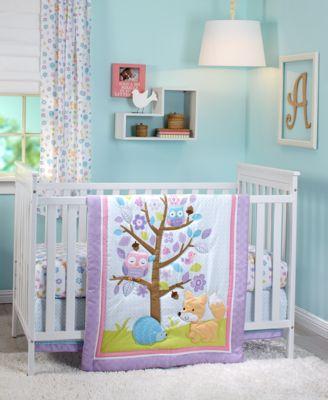 Adorable Orchard Graphic-Print Window Panel