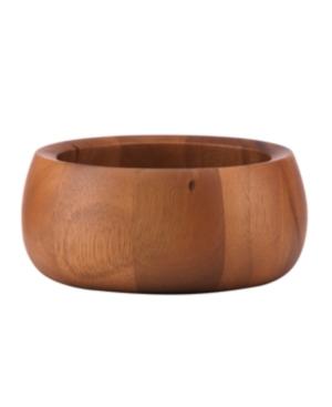 Dansk Wood Serveware, Tulip Individual Salad Bowl