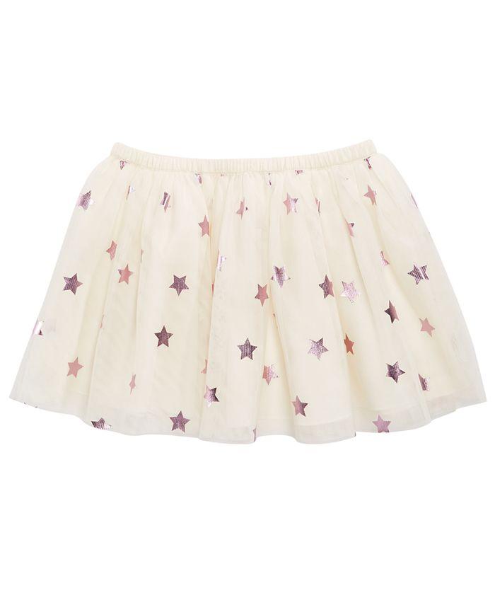 Epic Threads - Star-Print Tutu Skirt, Toddler & Little Girls (2T-6X)