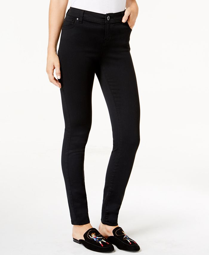 INC International Concepts - INCfinity Curvy-Fit Stretch Skinny Jeans