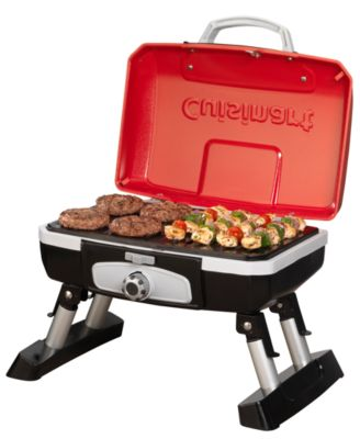 Cuisinart CGG-180T Tabletop Gas Grill, Petit Gourmet