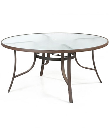 aluminum 60 round outdoor dining table furniture macy 39 s