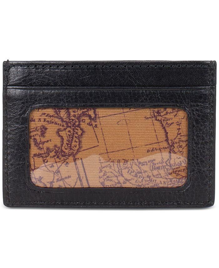 Patricia Nash - Men's Slim Leather Card Case