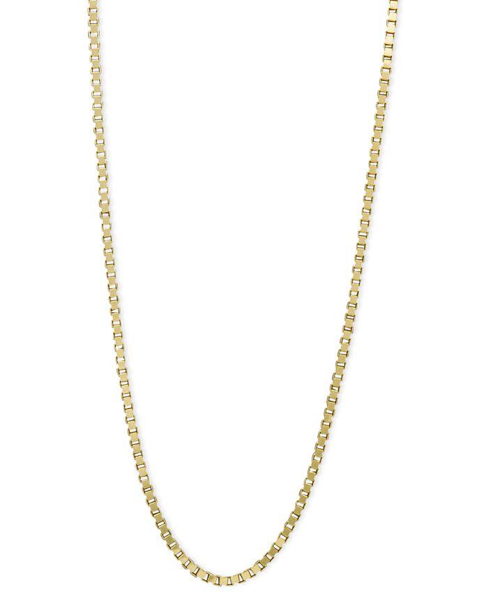 Macy's - 14k Gold Chain