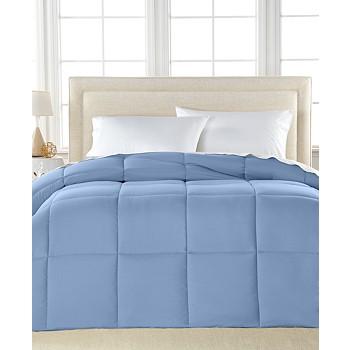 Royal Luxe Lightweight Microfiber Color Down Alternative King Comforter