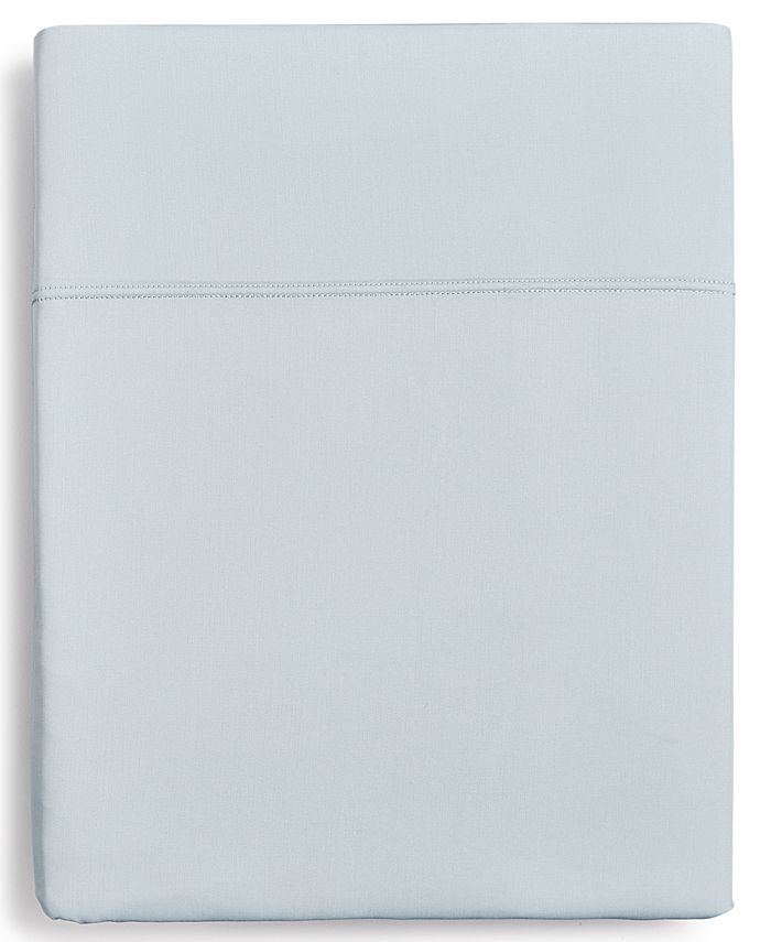 Hotel Collection - Supima Cotton 825-Thread Count Extra Deep Queen Flat Sheet