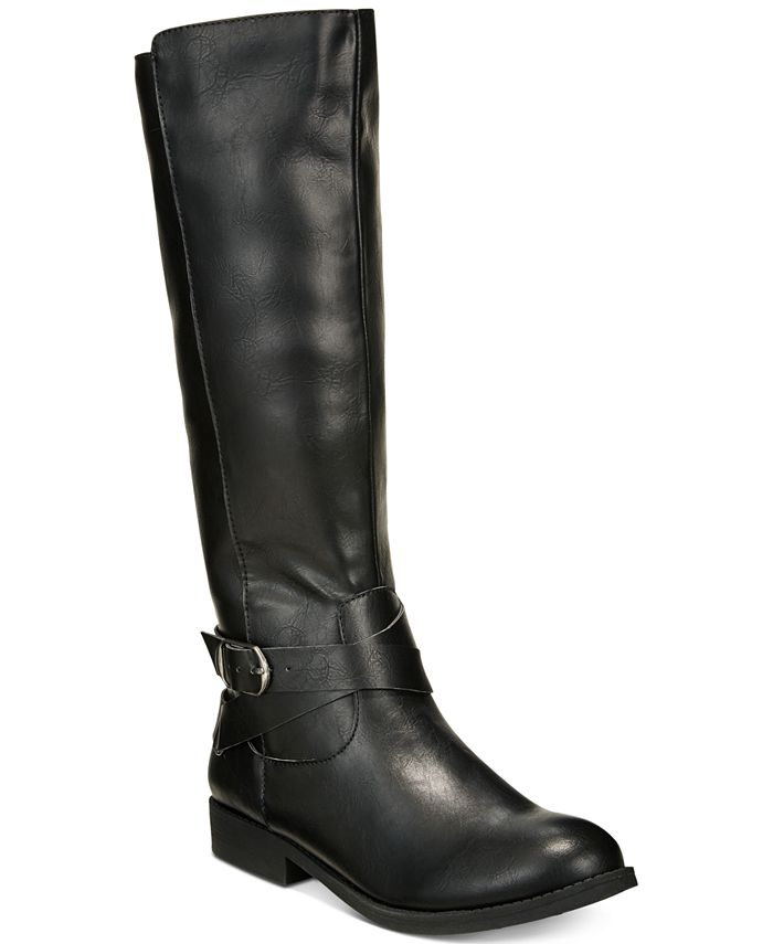 Style & Co - Madixe Casual Riding Boots