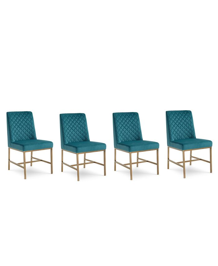 Furniture - Cambridge Dining Chair 4-Pc. Set (4 Side Chairs)