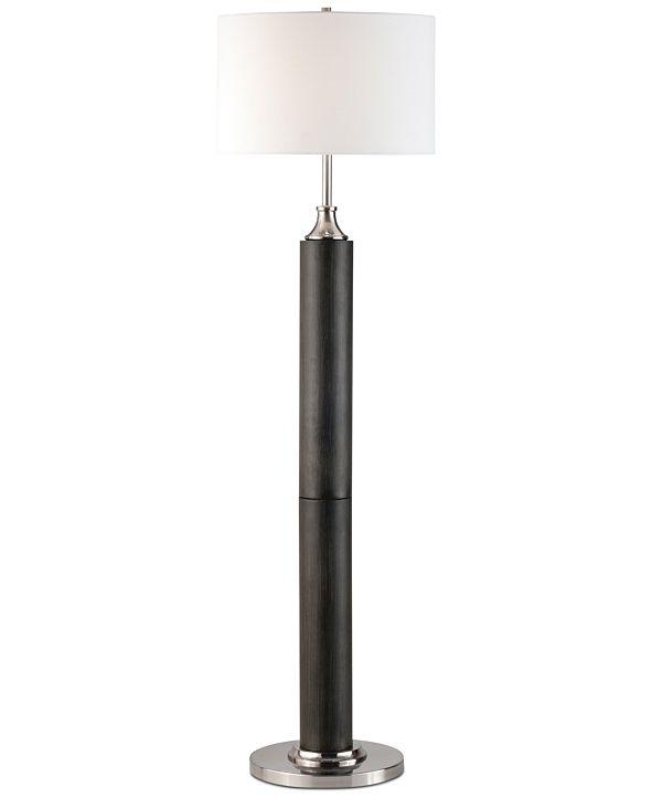 Nova Lighting Barrel Floor Lamp